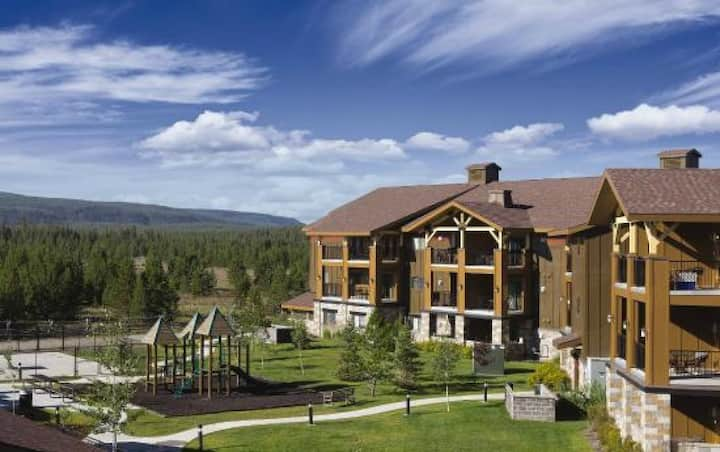 WorldMark West Yellowstone 2 Bedroom Condo