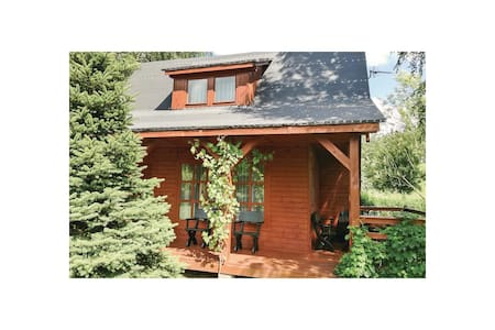 Holiday cottage with 1 bedroom on 55m² in Kartuzy