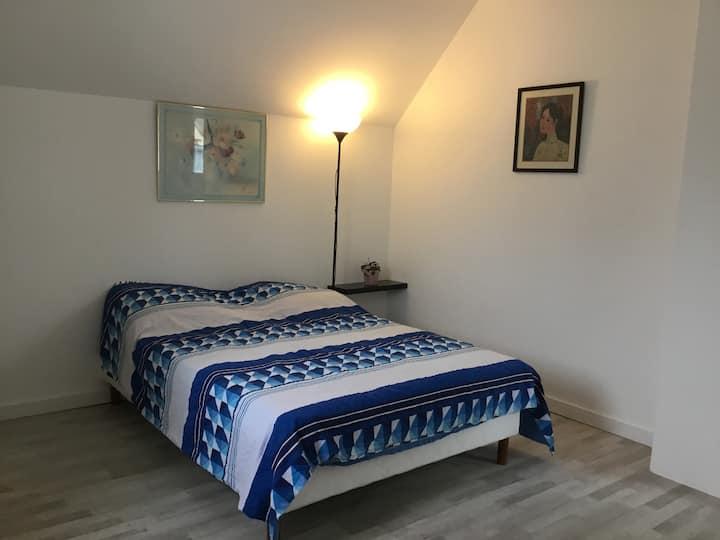 chambres confortables , calme