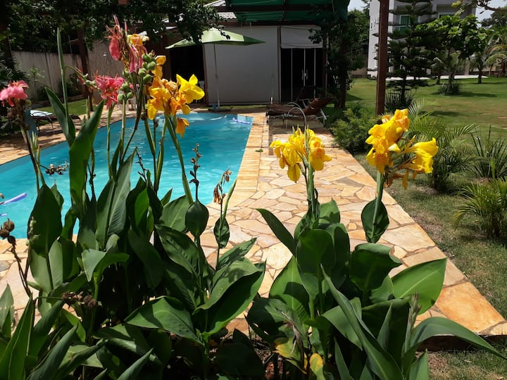 Spa cozy house exclusiv, near Cataratas Av-airport