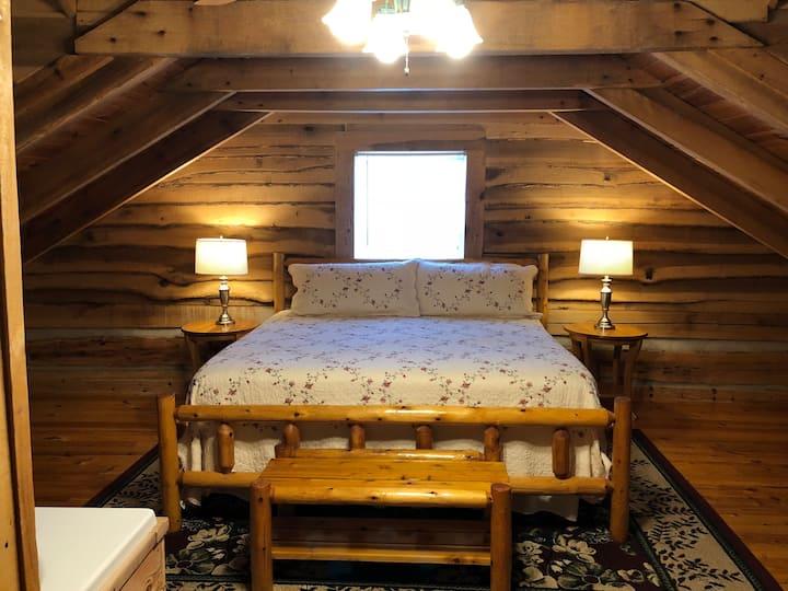 Deluxe cabin lookout mtn