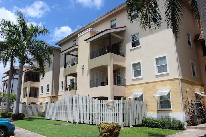 Beautiful 2BR Private Apt in the heart of Kingston