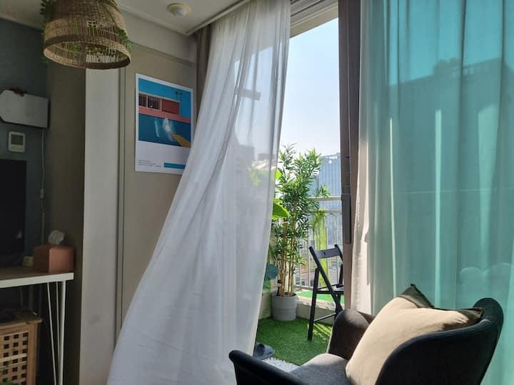 WE♡Love 강남 테라스 (Terrace house GN) 하우스