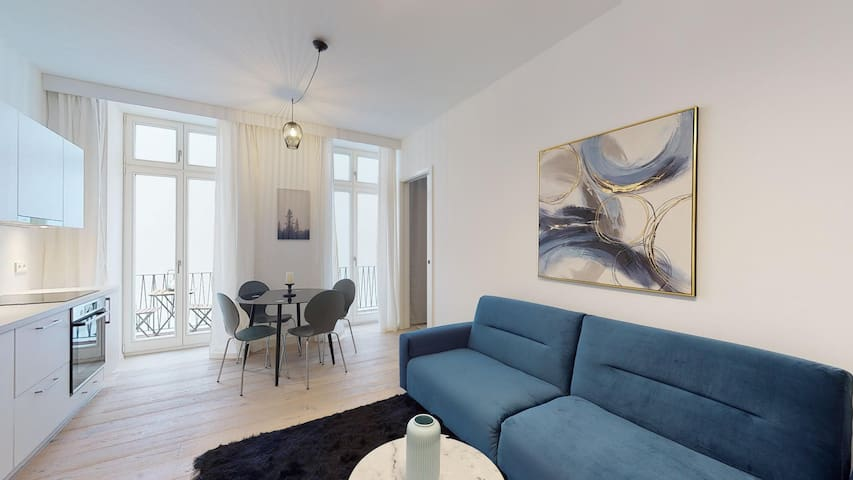 2 Bedroom apartment in Bruxelles
