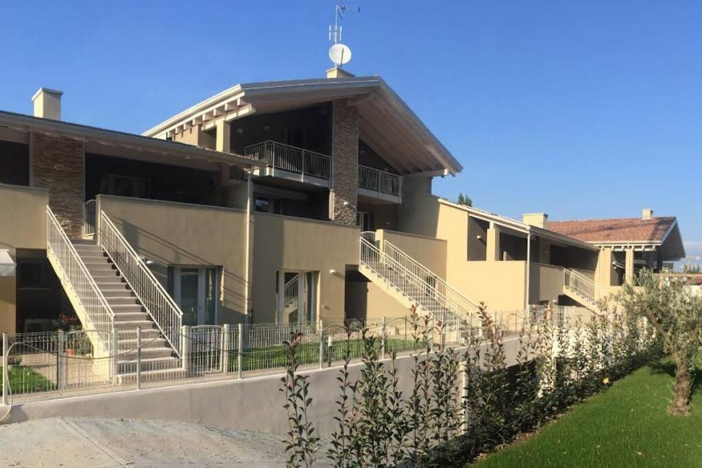 La casa di debora flats for rent in peschiera del garda - Studio casa peschiera del garda ...
