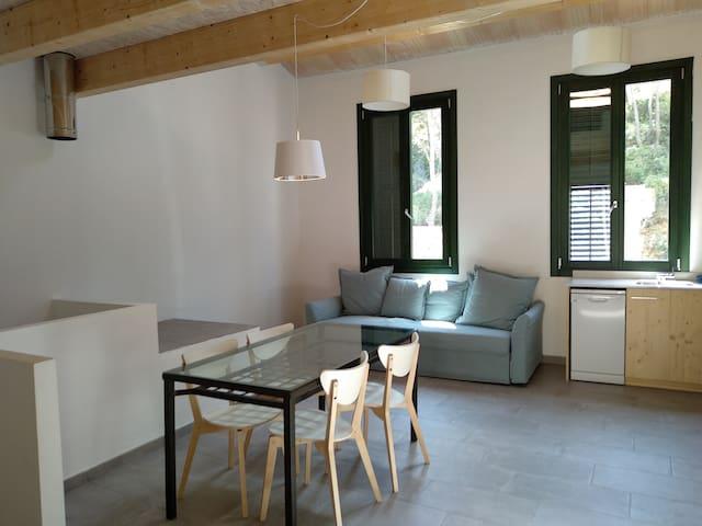 Apartment in Sa Tuna beach, Begur -B2