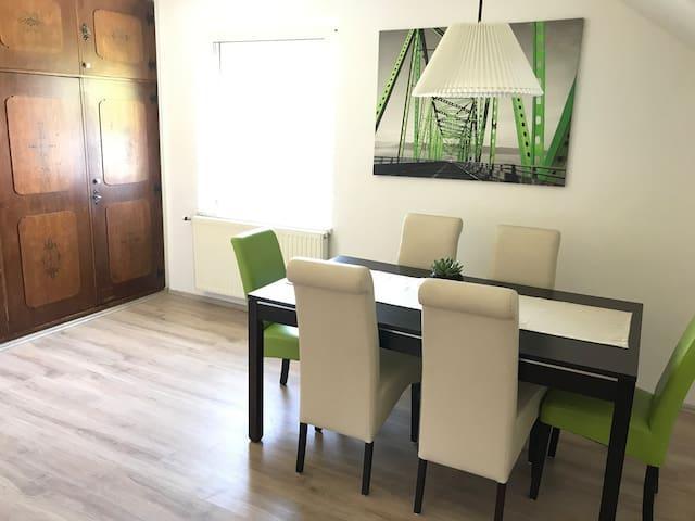 Große, ruhige Wohnung nahe Gerlitze/Ossiachersee