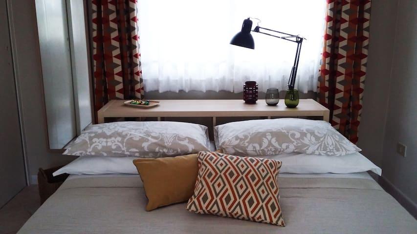 "Elysian Fields House: ""Black Cherry"" double room - San Felice Circeo - Appartement"