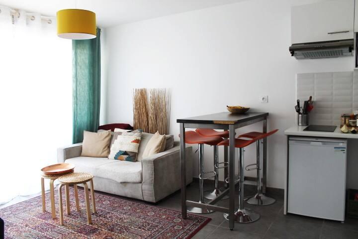 Bel appartement sur le circuit du Tour de France