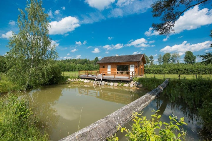 MURAKA SAUNA HOUSE FOR NATURE LOVERS