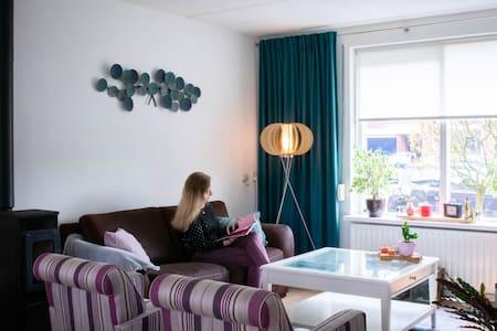 Knusse woning in rustig Middelburg voor max 5p