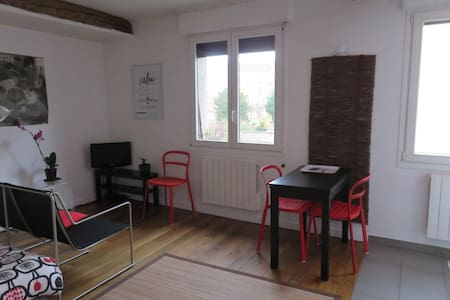 Charming studio 10 min from Paris - Colombes
