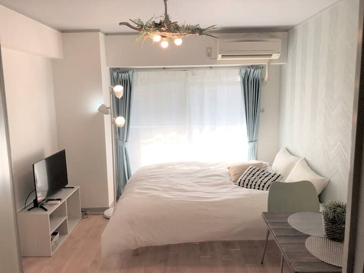 """Center Nagoya """"Dream"""" Easy access to Airport"""