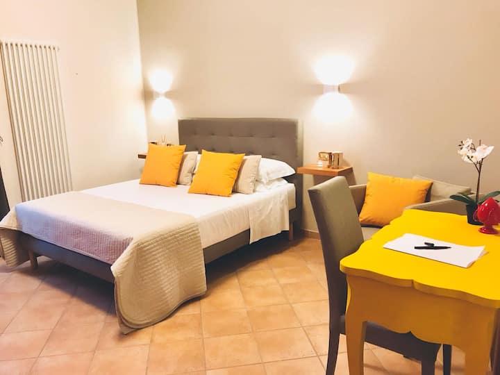 Aduepassi Temporary Apartment