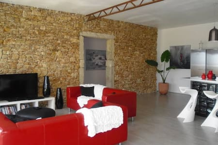 Villa : piscine, cuisine extérieure proche Nîmes - Fons - Villa - 2