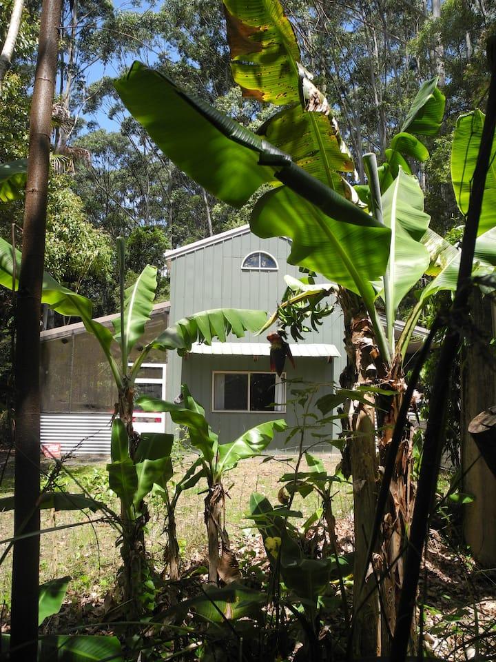 The Green Barn Eco Cabin