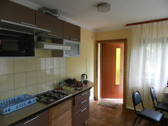 Апартаменты  в Красной Поляне - Sochi - House