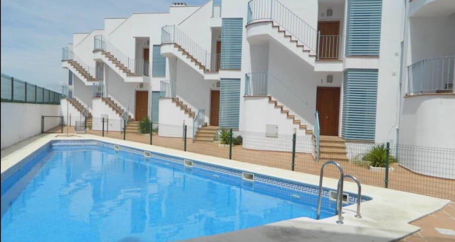 Apartamento de Lujo 100%Nuevo|Piscina|Parking|Wifi - Villablanca - Departamento