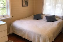Main double bedroom (can split into two single beds)