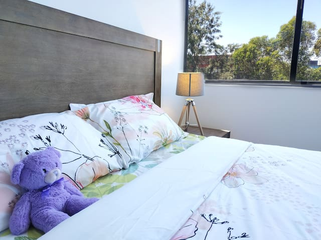 Holiday Luxurious Apartment @Olympic Park