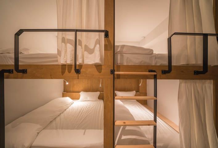 雙鳳大旅社 混宿單人床位 Single Bed In Mixed Dorm