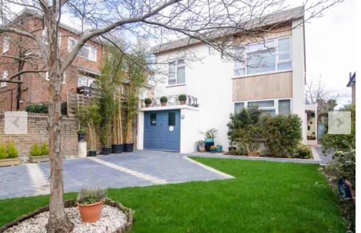 Double ensuite room in house in Twickenham, London - Twickenham - Talo