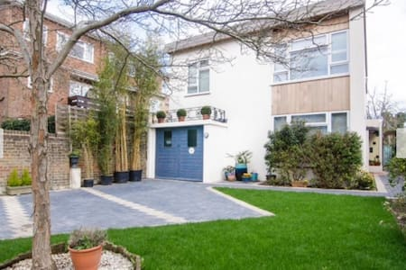 Double ensuite room in house in Twickenham, London - Twickenham