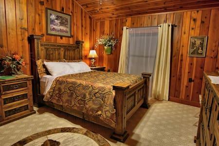 The Longhorn room