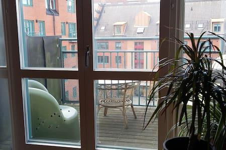 Home Away from Home - in Trelleborg - Trelleborg - 公寓