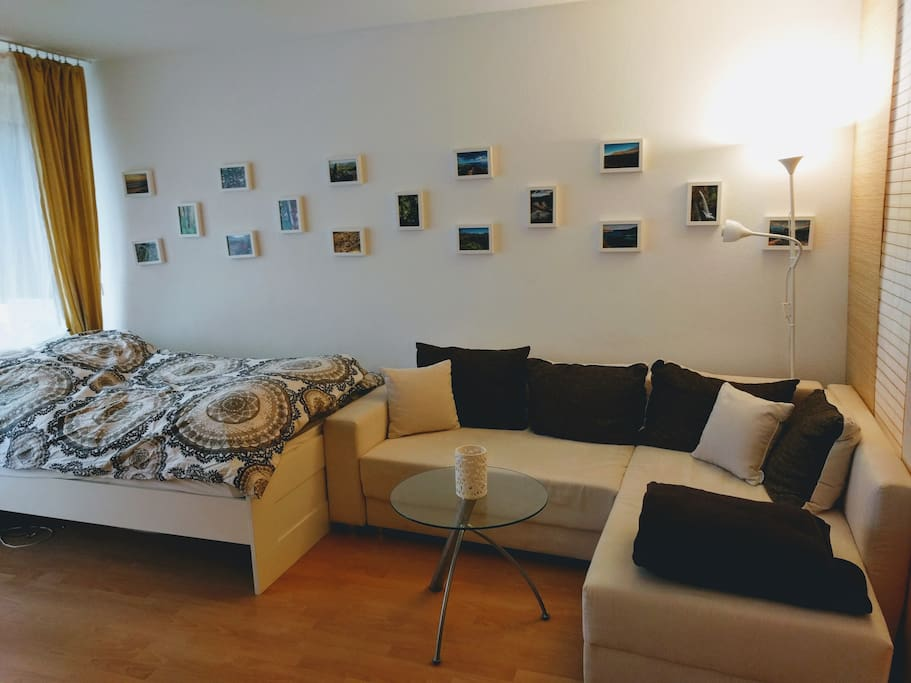 Beautiful Shared Studio For Stay In Munich Apartments