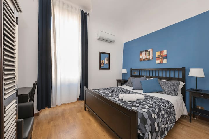 Locanda Sant'Anna - Blue Double Room