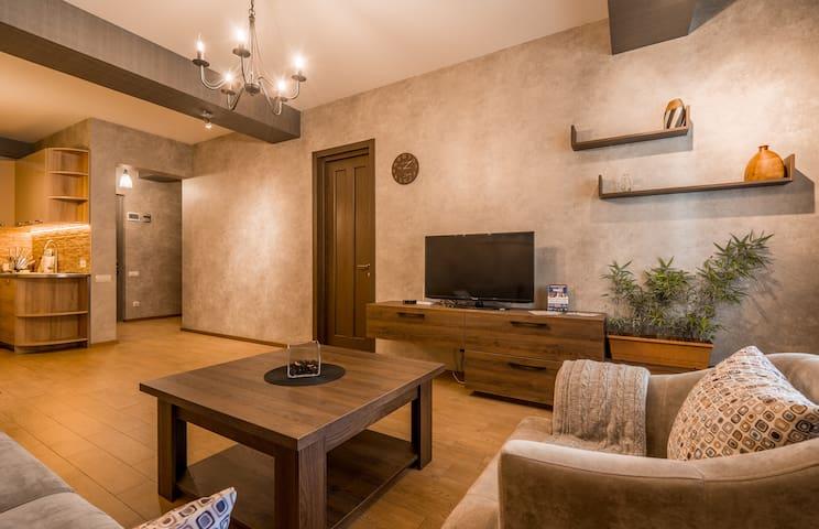 Stylish apartment, center of Tbilisi, City Hall