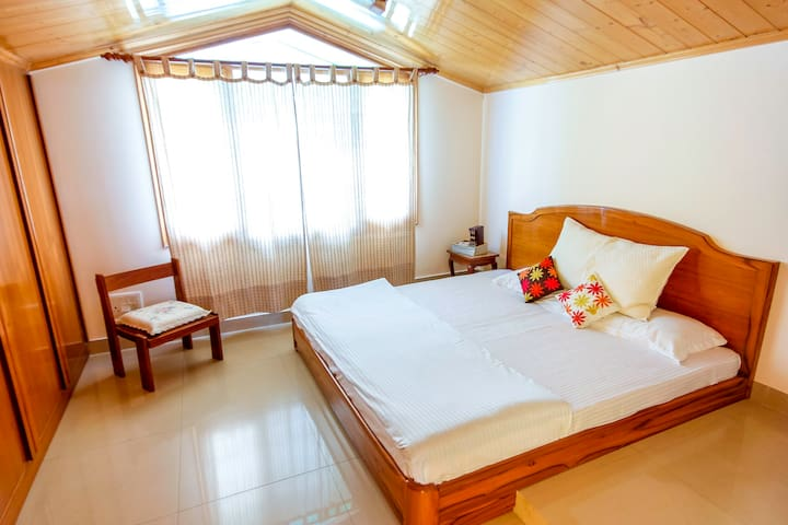 Bedroom 2. Wake up to the warm sunshine on your face