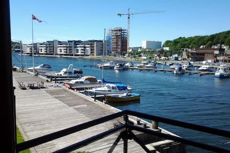 Flott leilighet , velkommen :-) - Sandefjord - Bed & Breakfast