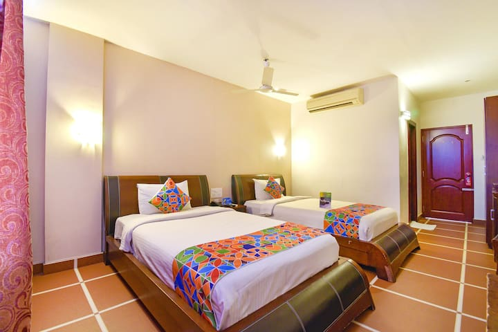 Red Castle Deluxe Rooms