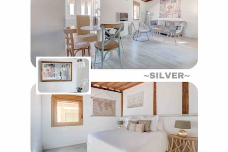 ~SILVER~ Design Apartment in City Centre
