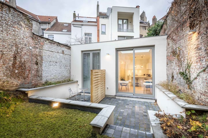 Newly-renovated B&B in the heart of Bruxelles