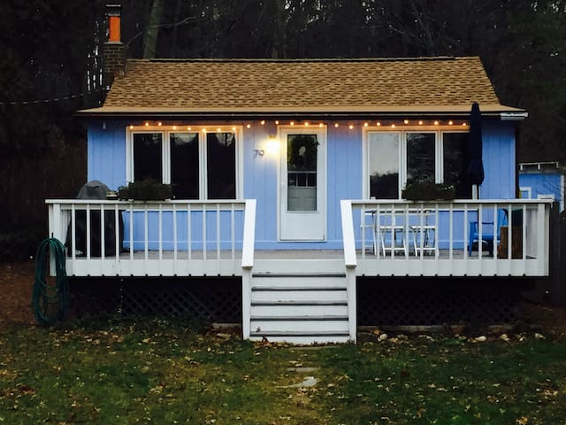 The Blue Lake House