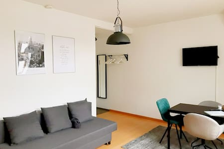 City Apartment Bielefeld (+Netflix&Nespresso)