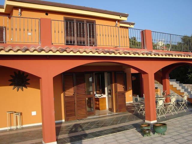 Villa Olivetto - Magomadas