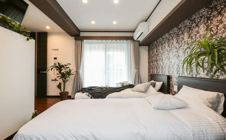 "[#603] ""NEW"" stylish room 4 minutes to Nagoya sta."
