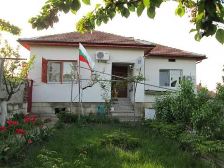 Guest house consists of two studios