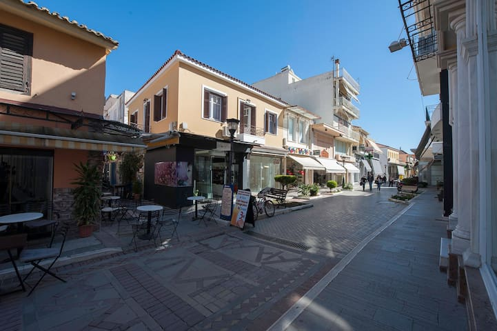Oikia Preveza - house in the historic center - Preveza - Hus