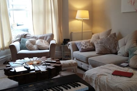 Pretty house with sea views and Netflix! - Ramsgate - House