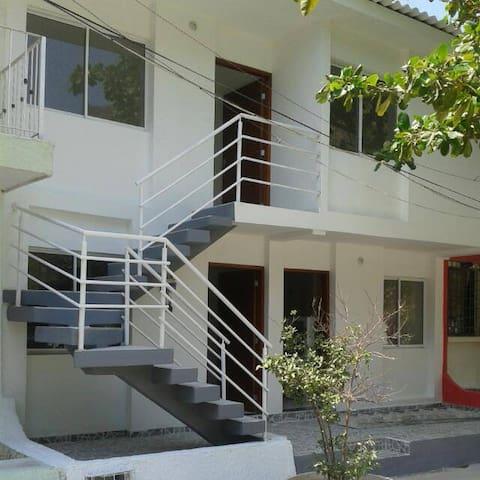 Apartaestudio: Rodadero Santa Marta - El Rodadero