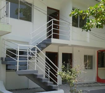 Apartaestudio: Rodadero Santa Marta - El Rodadero - 公寓