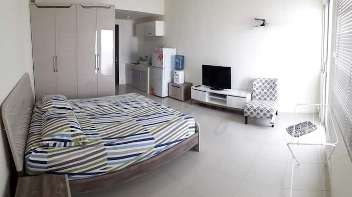 Studio Apartment near Universitas Indonesia Depok