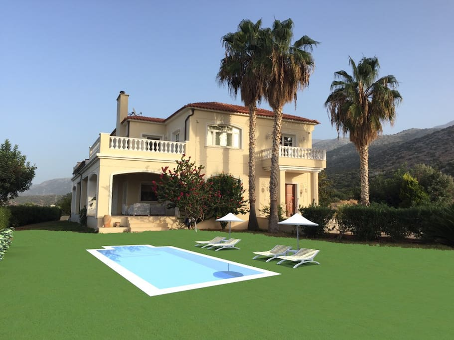Group Villas With Pool For Friends