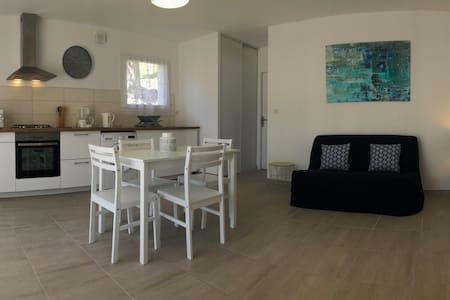 U Mandarinu Rez-de villa  avec annulation flexible