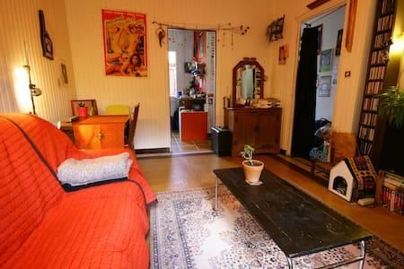 Maison avec jardin et chat à 15 mins du Capitole - Τουλούζη